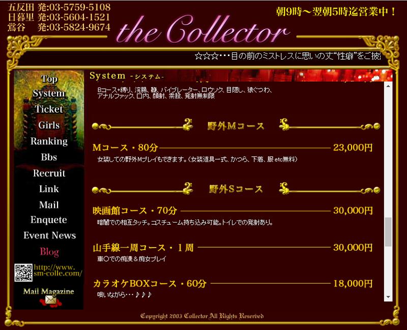 ザ・コレクター2