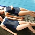 【エロ画像】透け透けスクール水着(スク水)のエロさは異常!【風俗店紹介】
